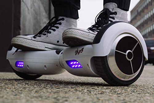 Jetson Electric Glyro Hoverboard with Bluetooth Speakers
