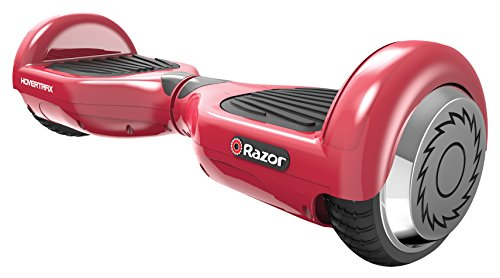The Razor Hovertrax Electric Hoverboard
