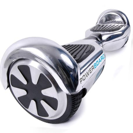 Chrome Hoverboard Powerboard