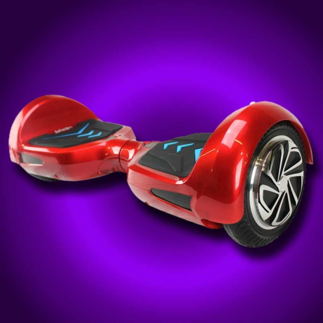 The V6 Smart Self-Balancing Two Wheel Electric smartboard. From Jetson