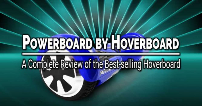 Reviewing the New Powerboard by Hoverboard