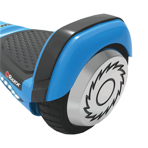razor hovertrax 2.0 self-balancing electric scooter