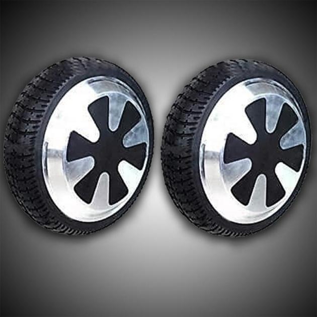 "2 6.5"" Hoverboard wheels and motors"