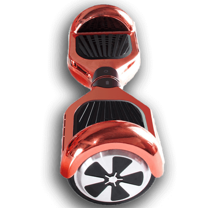 Need a hoverboard with Bluetooth speakers? Consider a Skque