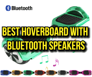 Get the Best Hoverboard with Bluetooth Speakers & IPhone App