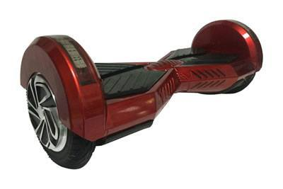 Hoverboard with Bluetooth Speaker: the Spaceboard
