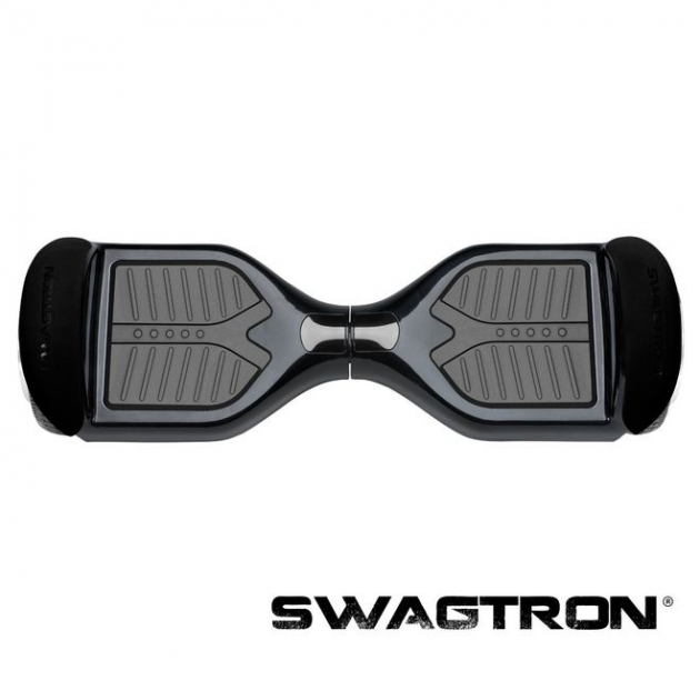 Swagtron T1 smart balance board has a new design for the foot pads