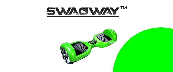 The Swagway X1 Is the best selling hoverboard