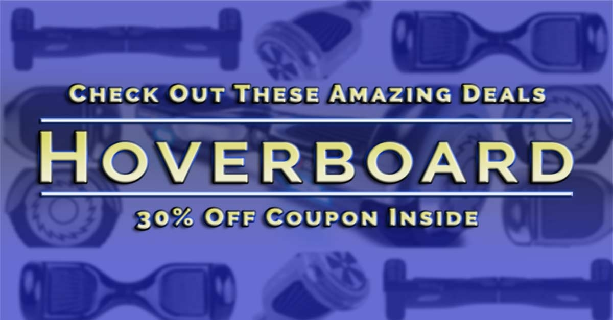 Find the Cheapest Hoverboard Prices and the Best Deals
