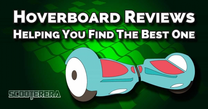 Self-balancing scooter reviews to help you find the best hoverboard.