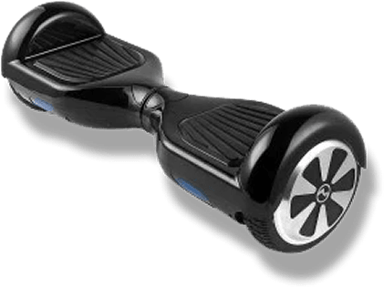 Monorover R2 is a personal transportation device