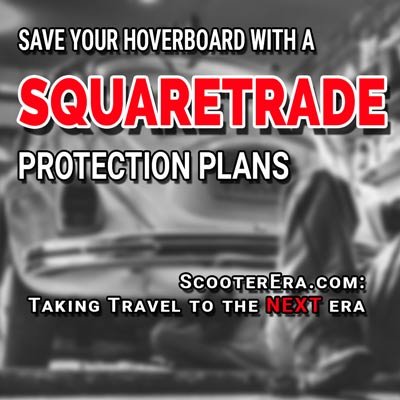 A SquareTrade Protection Plan for Scooters is worth it