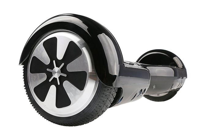 Swagway X1 smart balance board with longer wheel wells and flatter rims