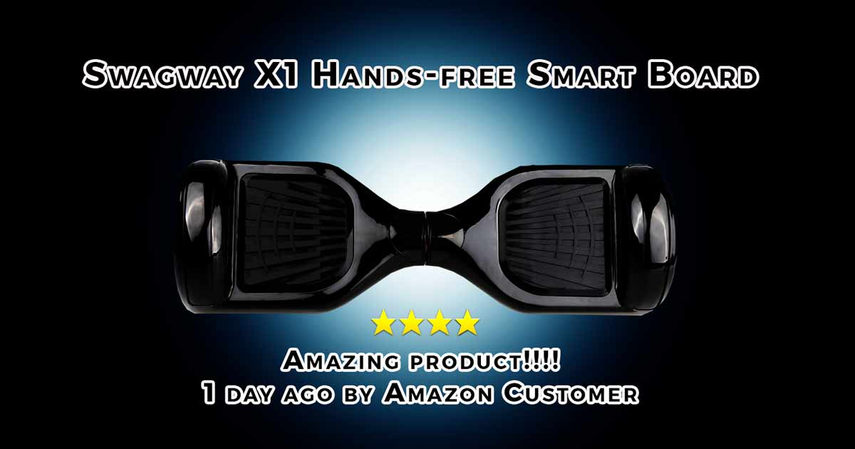 swagway x1 reviews rate this highly