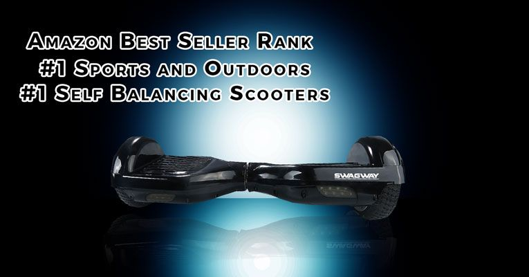 The Swagway Scooter, A Hoverboard Better than the Rest